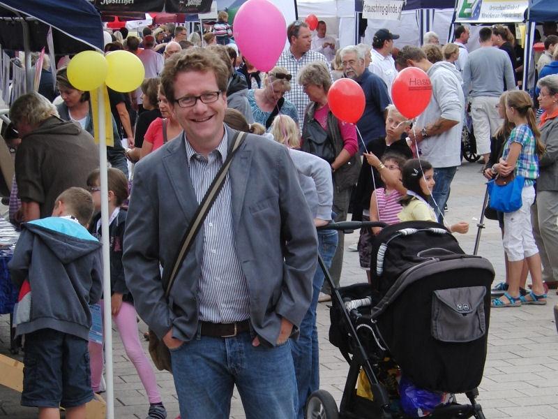 Martin Habersaat, Marktfest Glinde