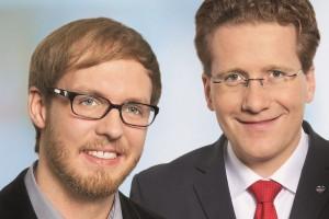 T. von Pein und M. Habersaat