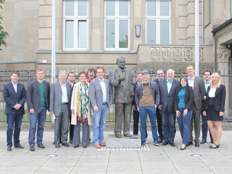 Sprecherkonferenz Hochschule 2014