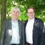 Bernd Heinemann und Martin Habersaat