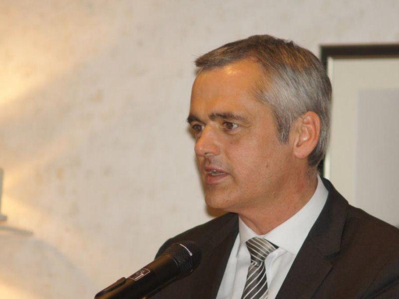Foto: Innenminister Andreas Breitner 2014