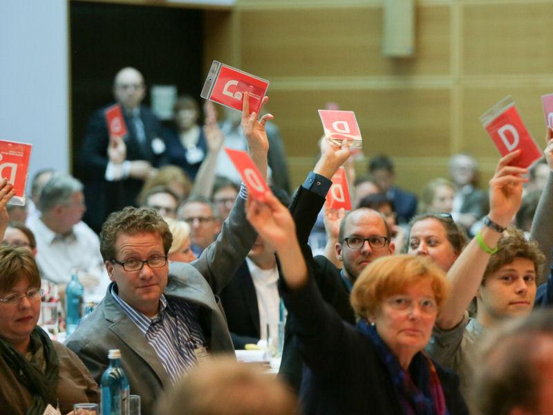 Konvent 2014, Fotograf: Dirk Bleicker