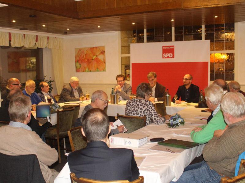 OV-Konferenz in Ahrensburg