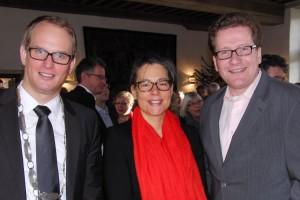 Börn Warmer, Dr. Nina Scheer, Martin Habersaat