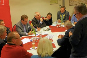 Regionalkonferenz in Neumünster