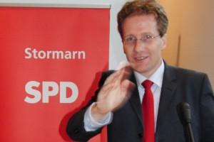Martin Habersaat, Stormarn