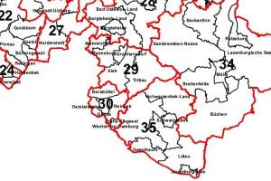 Wahlkreise 2017