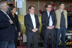 Foto: Litz, Helbig, Stegner, Habersaat, Rother