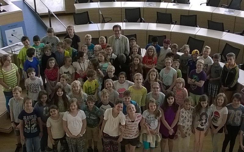 Grundschule Mühlenredder im Landeshaus
