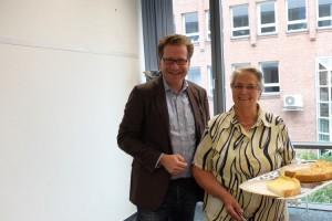 Foto: Ingrid Stübing und Martin Habersaat