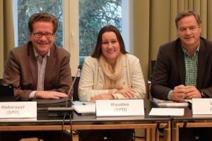 Foto: SPD im Bildungsausschuss