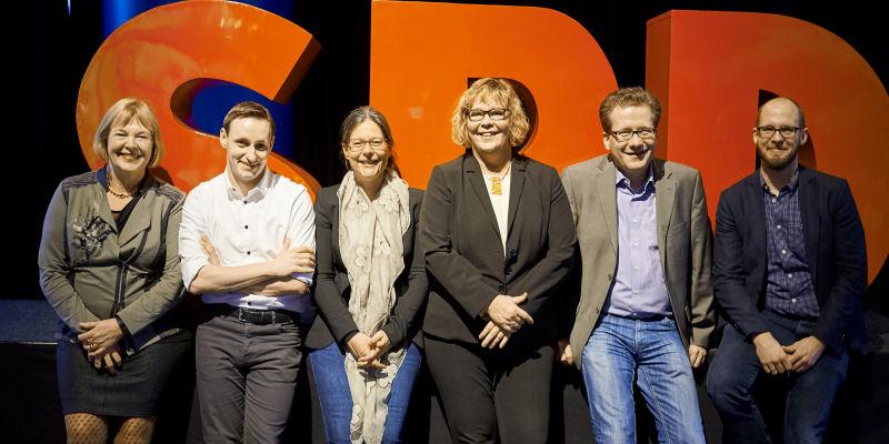 SPD Kandidaten Stormarn