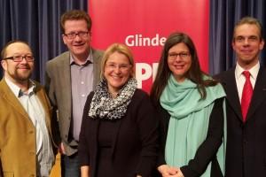 Foto: SPD-Neujahrsempfang 2017