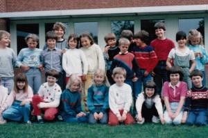 Grundschule Barsbüttel 1983
