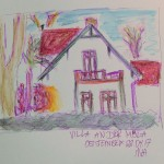 Alte Villa an der Möllner Landstraße