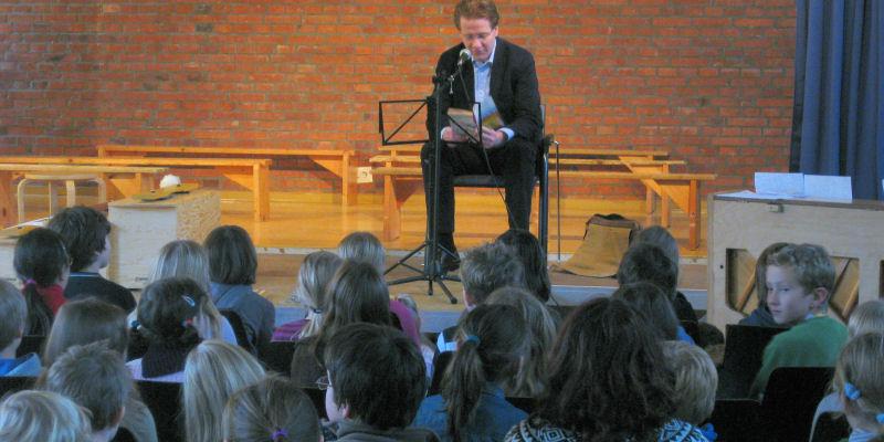 Vorlesetag in der Klosterbergenschule