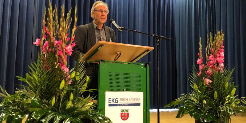Dieter Zielinski; GGG-Landesvorsitzender