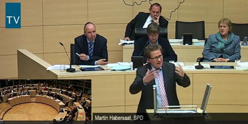 Landtagsrede vom November 2017