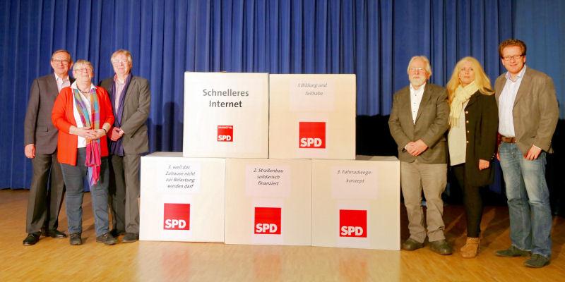 Neujahrsempfang der SPD Südstormarn