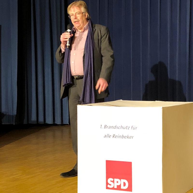SPD NJE 2018: Gerd Prüfer