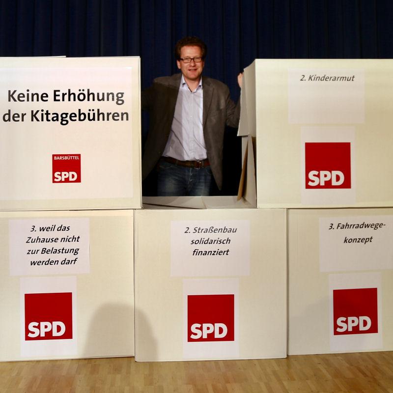 SPD NJE 2018: Martin Habersaat