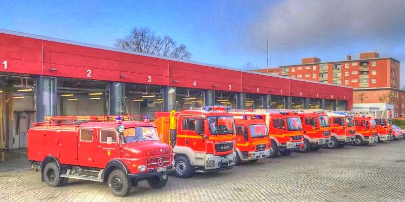 Foto: D. Wieg/Feuerwehr Glinde