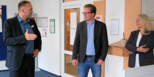 Mathias Brandtmann, Martin Habersaat, Marion Meyer