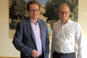 Martin Habersaat und Björn Warmer