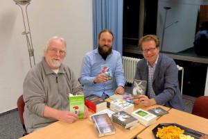 Politik und Literatur 2018