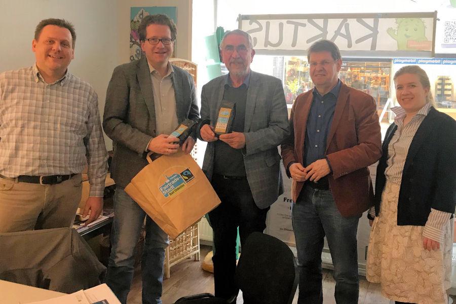 Fairtrade-Stadt Bad Oldesloe